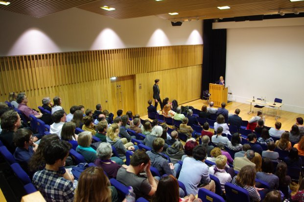 Terri Windling speaks at the Fourth Annual Tolkien Lecture, Pembroke College, May 2016