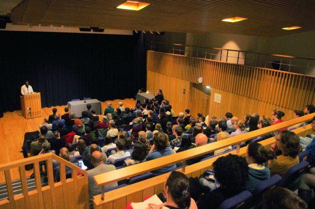 Marlon James, Pembroke Tolkien Lecture, 2019